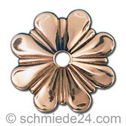 Picture of brass- rosette 53711