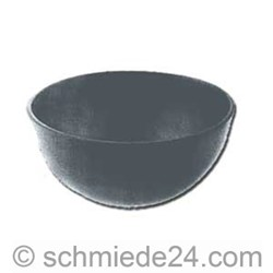 Picture of hollow steel half ball 55910
