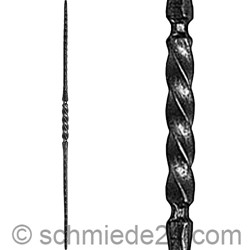 Picture of wrought iron rod 11280