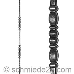 Picture of wrought iron rod 11320