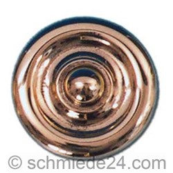 Picture of brass- rosette 53713