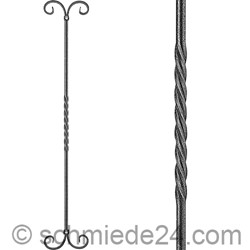 Picture of baroque ornamental rod 13170