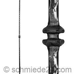Picture of wrought iron rod 15600