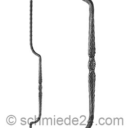 Picture of shaped rod 16500