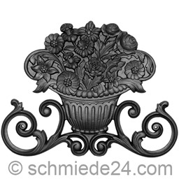 Picture of cast ornament 34700