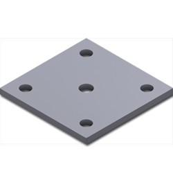 Picture of anchor plate 94012