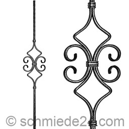 Picture of ornamental rod 12222