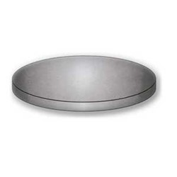 Picture of steel round blank 93100